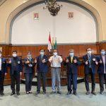 Gubernur Jawa Timur, Khofifah Indar Parawansa Sambut Baik Program Gebrak Covid-19