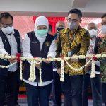 Gubernur Jawa Timur Khofifah Indar Parawansa Resmikan RIK 7 RSUD Dr. Soetomo